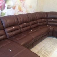 Химчистка кожаной мебели Омск